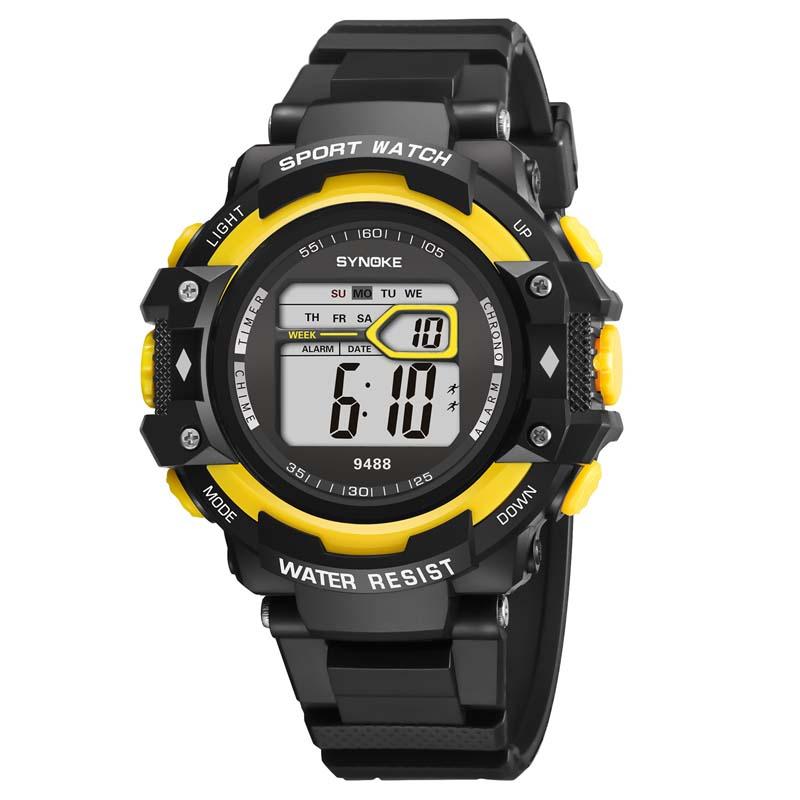 Фритюрница MILE Подростковые водонепроницаемые наручные часы (Фото 5)