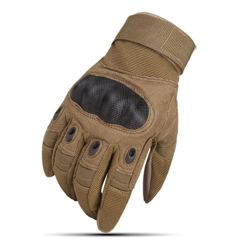 Фритюрница MILE Мужские тактические сенсорные перчатки (Фото 6)