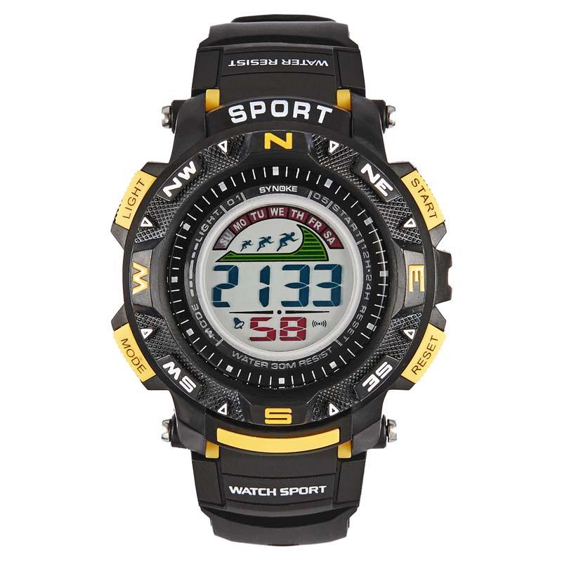 Фритюрница MILE Мужские спортивные цифровые наручные часы (Фото 1)