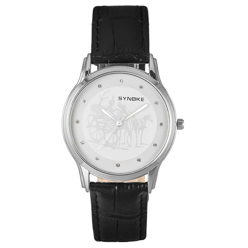Фритюрница MILE Мужские кварцевые наручные часы (Фото 1)