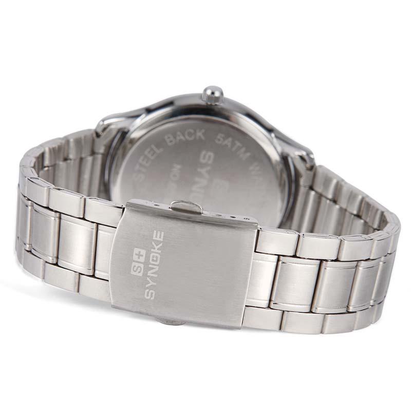 MILE Мужские водонепроницаемые наручные часы