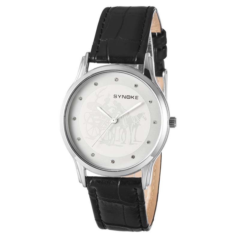 MILE Мужские кварцевые наручные часы