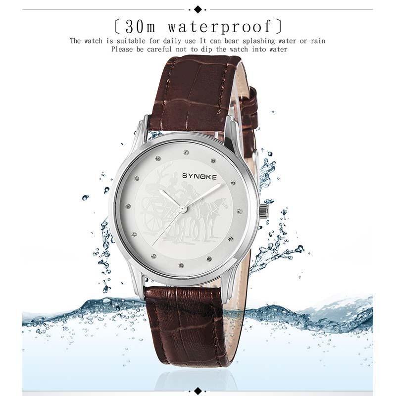Фритюрница MILE Мужские кварцевые наручные часы (Фото 3)