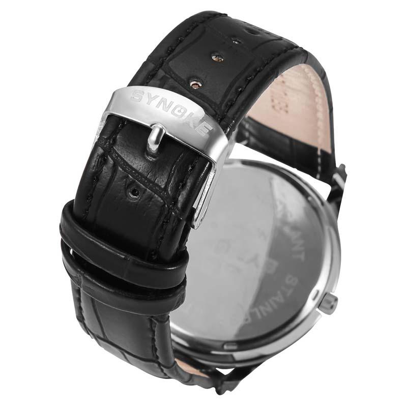 Фритюрница MILE Мужские кварцевые наручные часы (Фото 5)