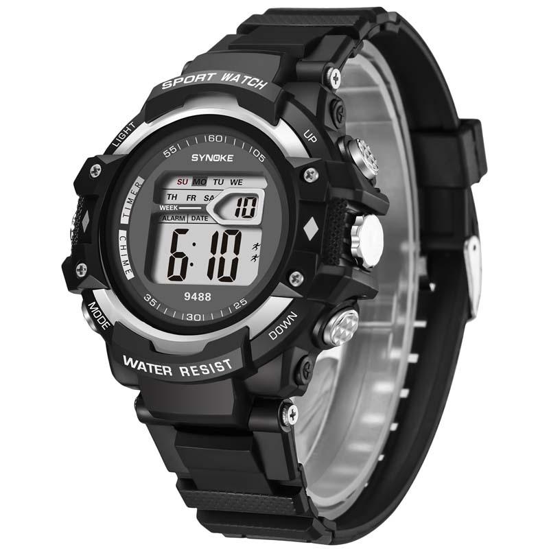 Фритюрница MILE Подростковые водонепроницаемые наручные часы (Фото 1)