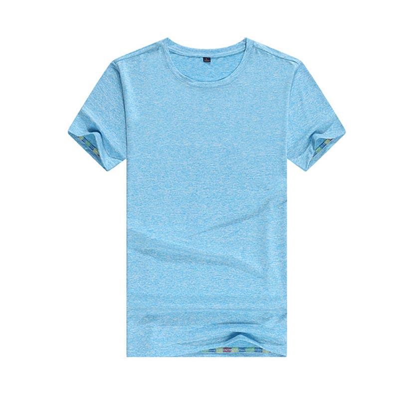 Фритюрница MILE Летняя спортивная футболка для мужчин и женщин (Фото 4)