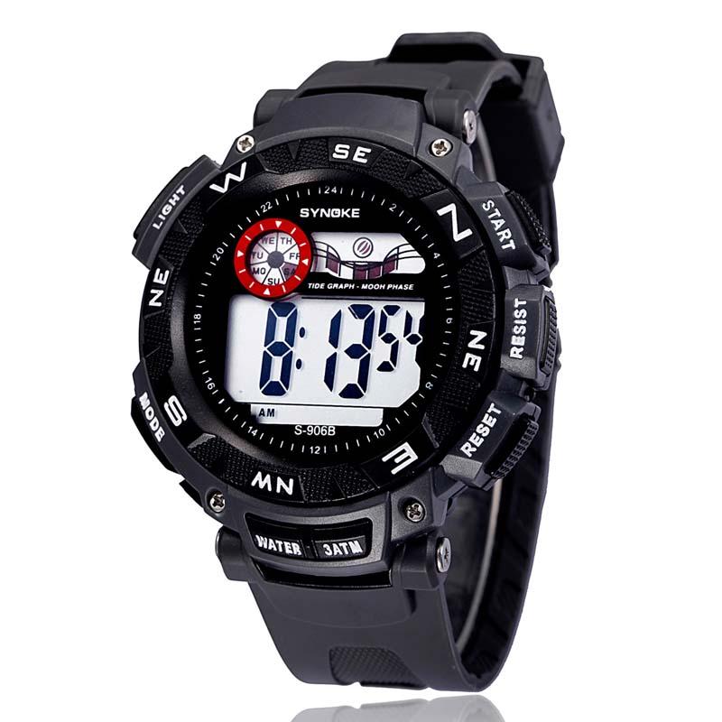 Фритюрница MILE Мужские спортивные наручные часы (Фото 2)