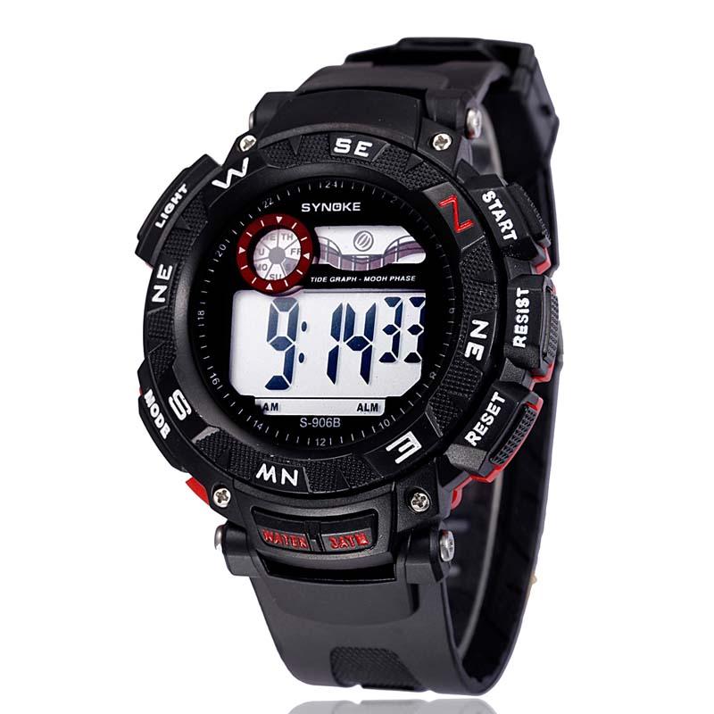 Фритюрница MILE Мужские спортивные наручные часы (Фото 3)