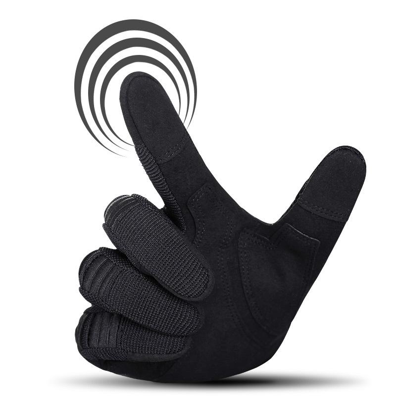 Фритюрница MILE Тактические сенсорные перчатки (Фото 2)
