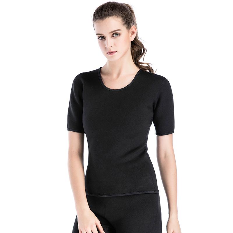 Фритюрница MILE Женская термо футболка для спорта (Фото 5)