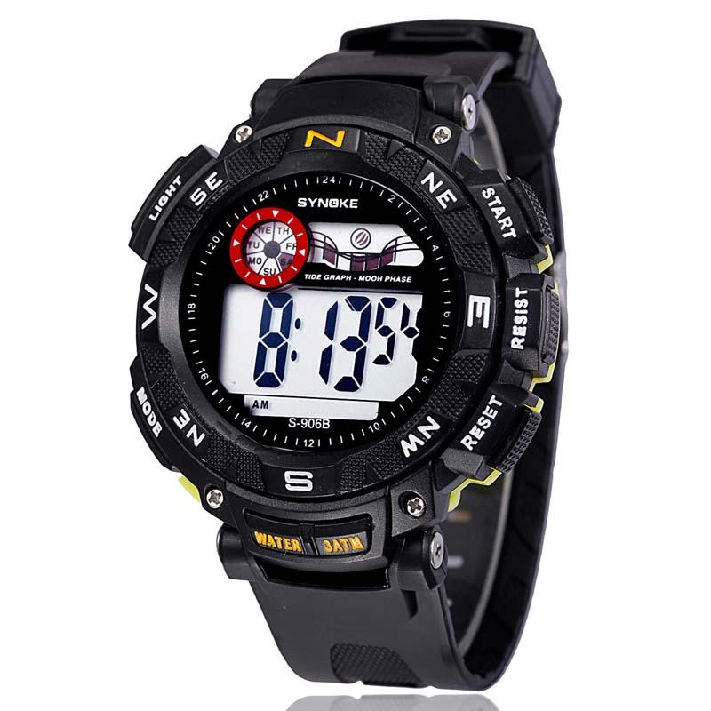 Фритюрница MILE Мужские спортивные наручные часы (Фото 5)
