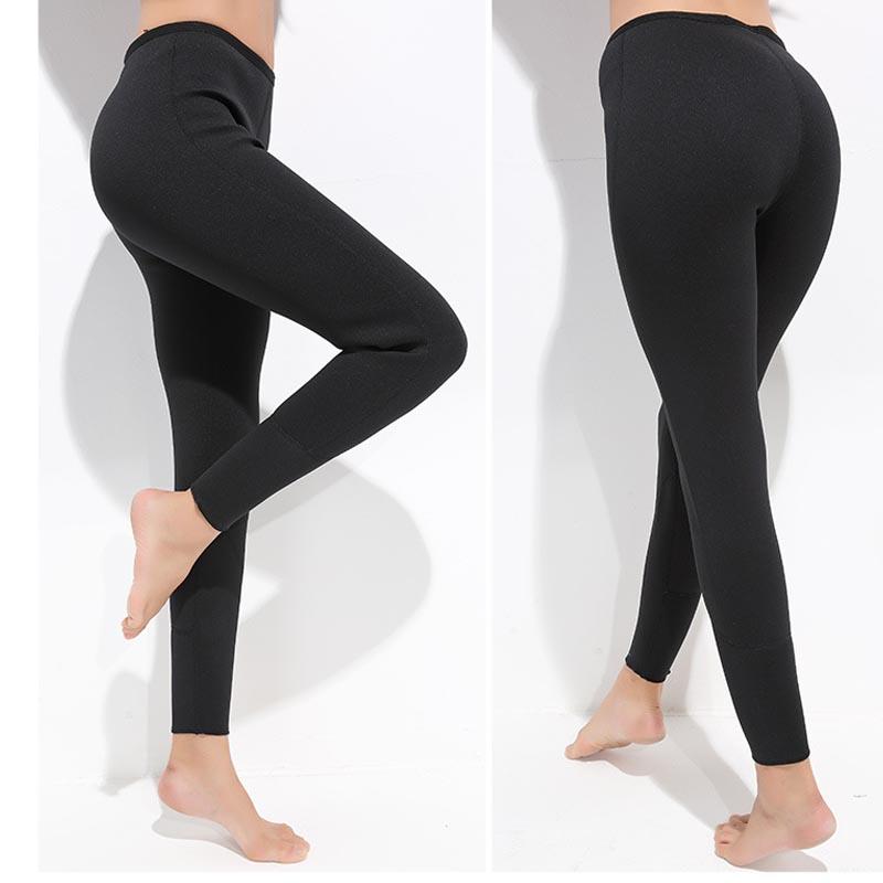 Фритюрница MILE Леггинсы женские для йоги и занятий спортом (материал неопрен) (Фото 2)