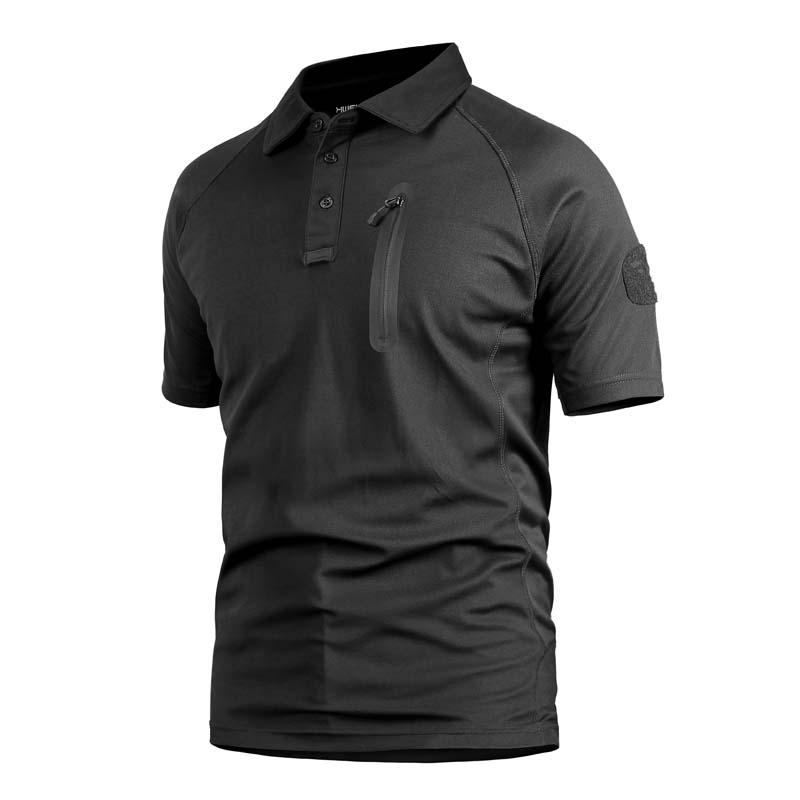 Фритюрница MILE Мужская тактическая футболка с карманом (Фото 3)