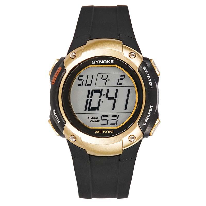 Фритюрница MILE Водонепроницаемые спортивные мужские часы (Фото 3)
