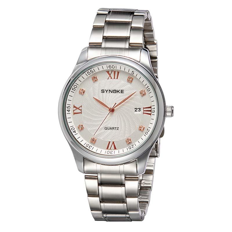 Фритюрница MILE Мужские водонепроницаемые наручные часы (Фото 2)