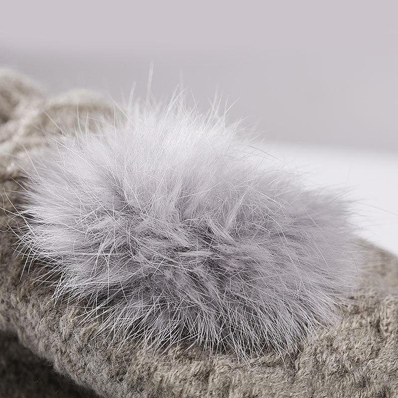 Фритюрница MILE Женские перчатки для сенсора осень-зима (Фото 5)