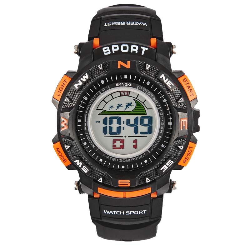 Фритюрница MILE Мужские спортивные цифровые наручные часы (Фото 3)