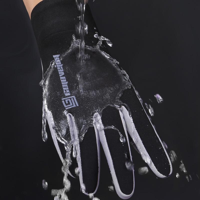 Фритюрница MILE Ветрозащитные спортивные перчатки из флиса (Фото 2)