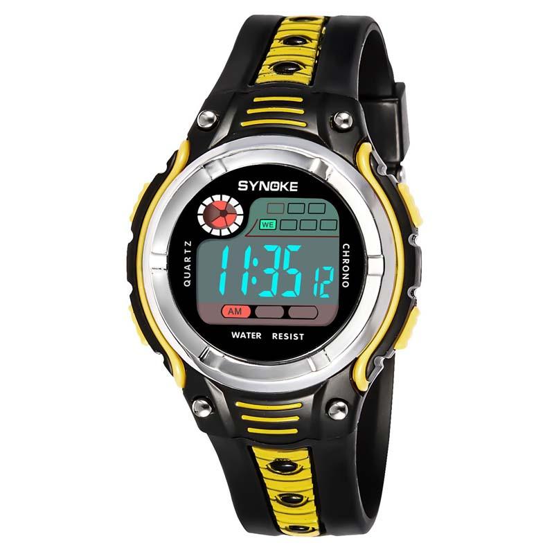 Фритюрница MILE Детские цифровые спортивные наручные часы (Фото 5)
