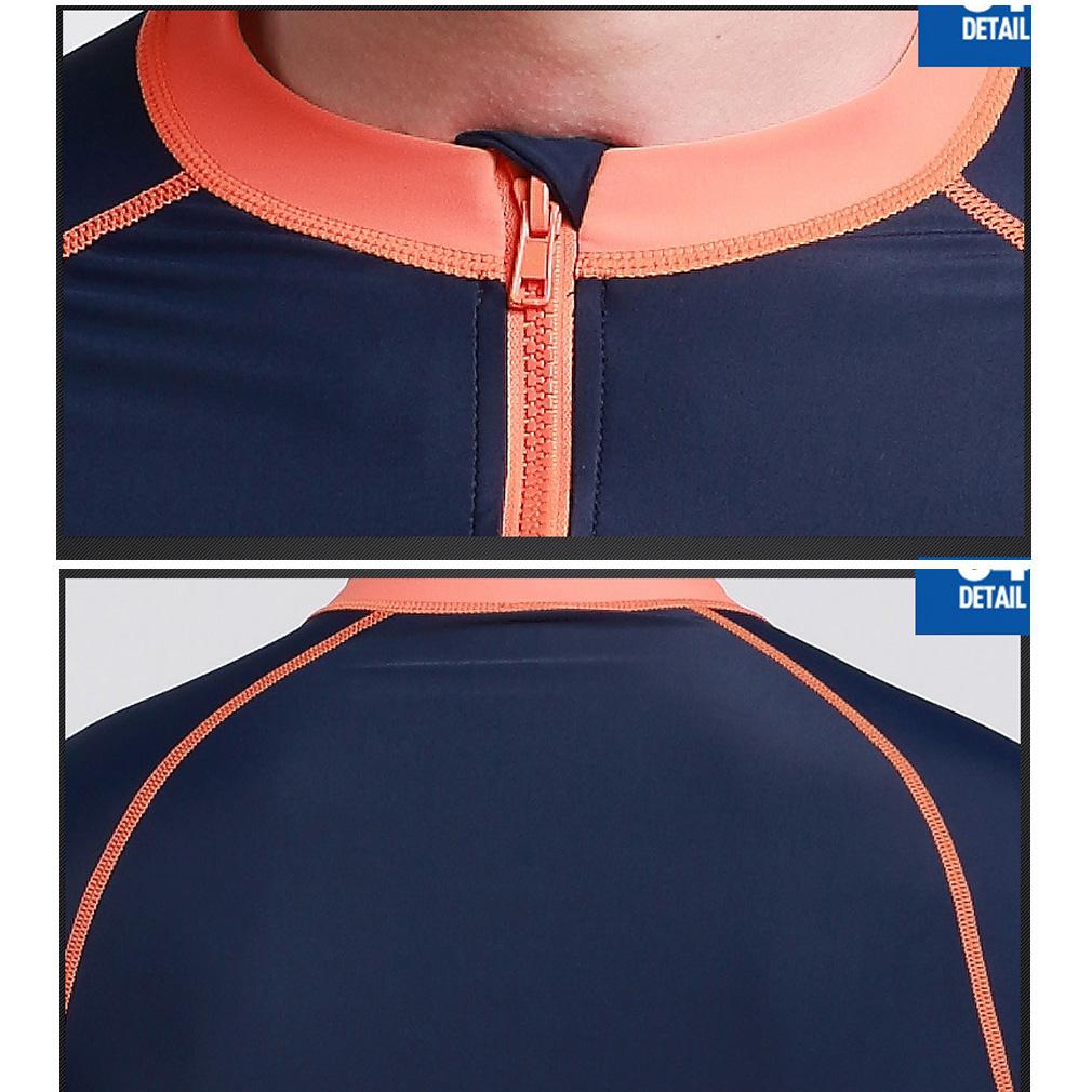 Compra Traje De Ba o Mujer Camiseta Manga Larga Surf Spearfishing Ba ... 718954519f3