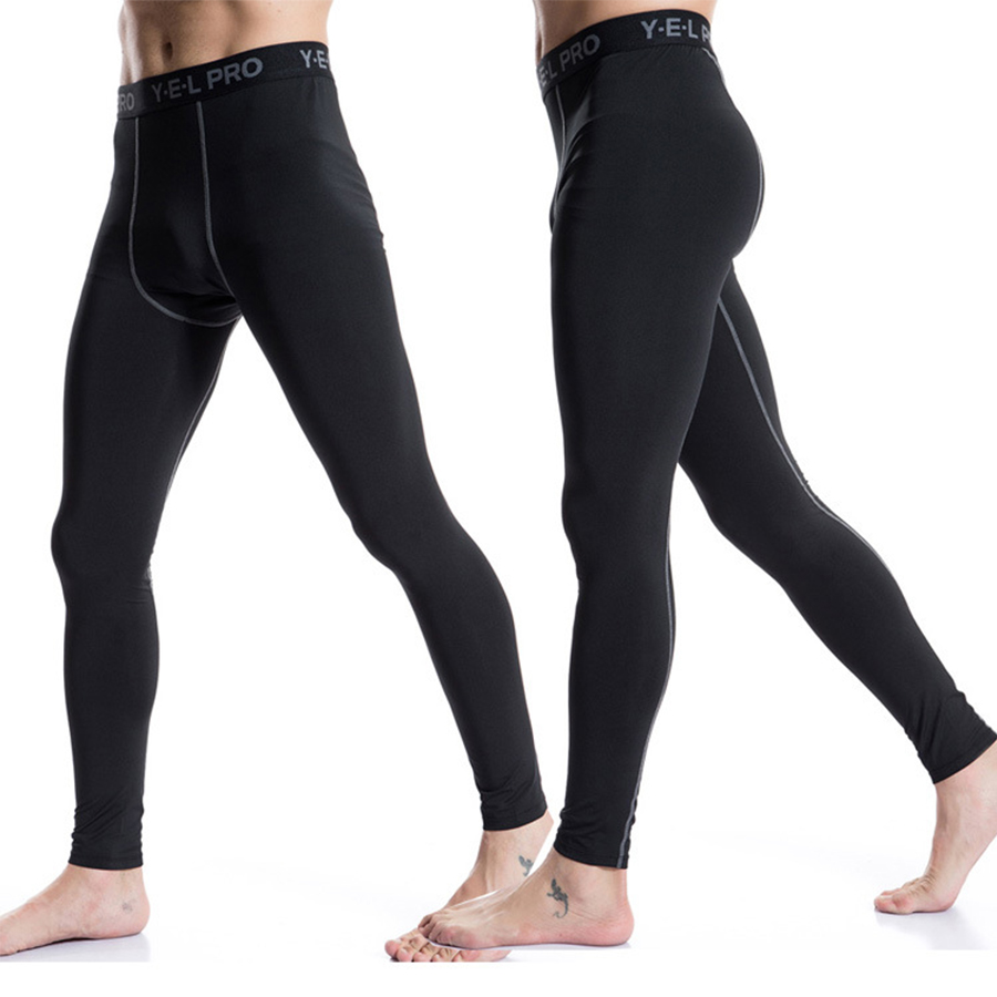Compra Mallas Hombre Compresion Pantalones Senderismo Compresion ... 9955dfe88f617