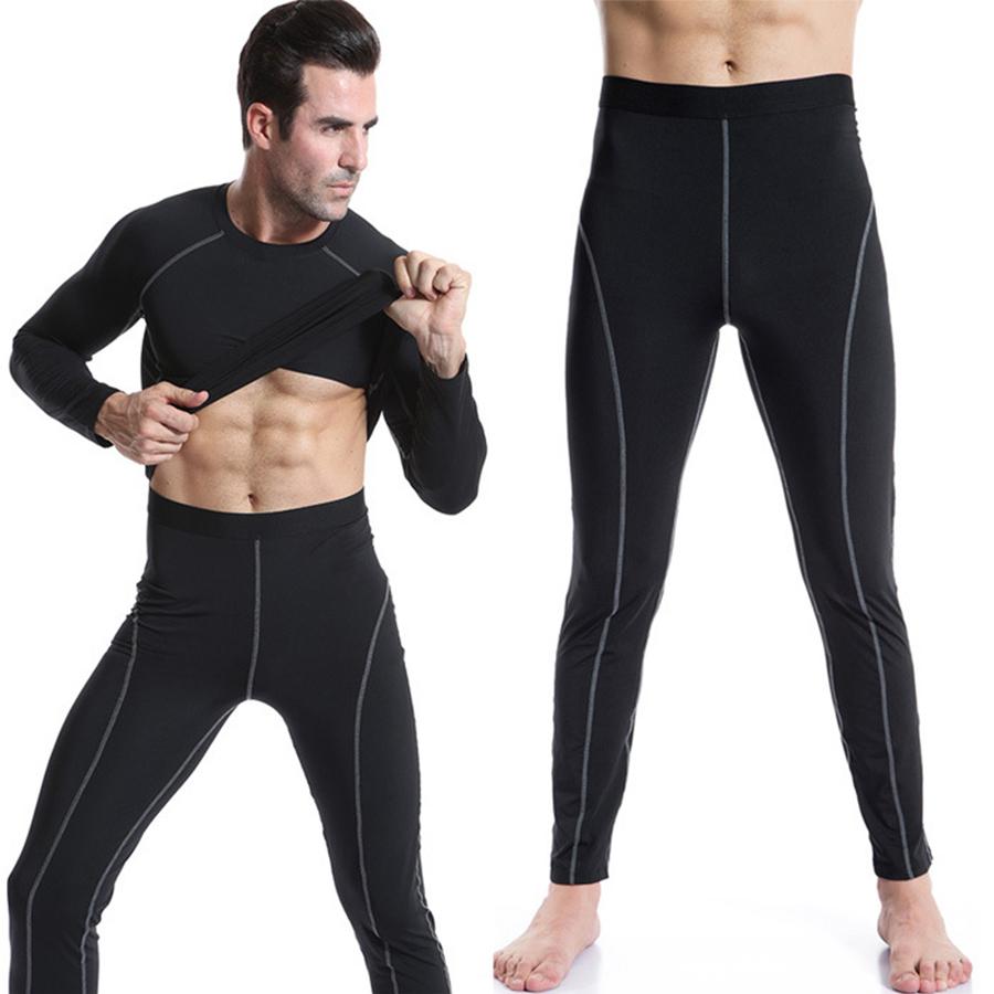 Compra Mallas Hombre Pantalones Senderismo Compresion Deportivas ... 15f68584e190b