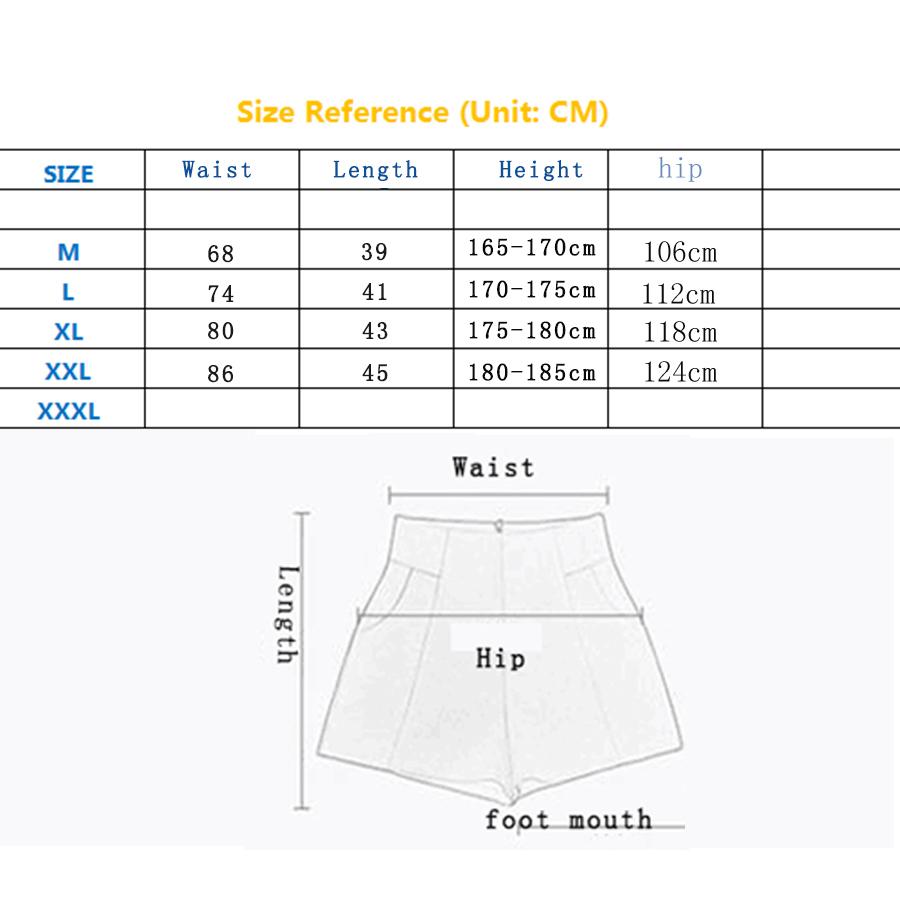 Фритюрница MILE Светоотражающие мужские спортивные шорты (Фото 2)