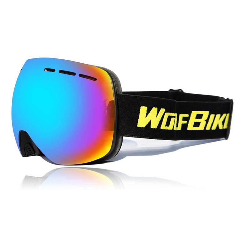 MILE Лыжные противотуманные очки UV401