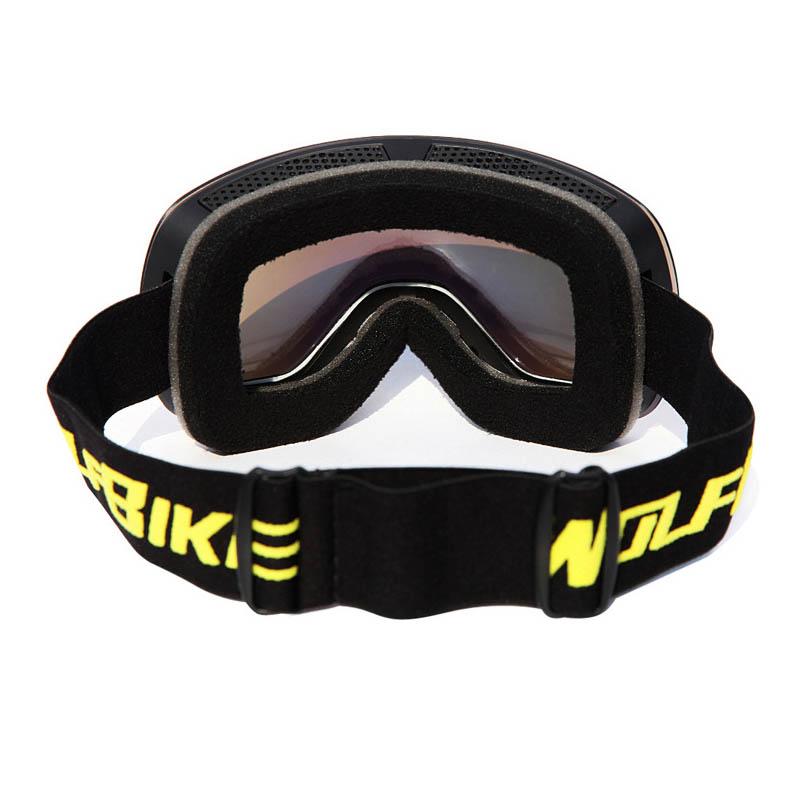 Горнолыжные аксессуары MILE Лыжные противотуманные очки UV401 (Фото 3)