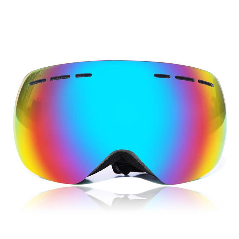 Горнолыжные аксессуары MILE Лыжные противотуманные очки UV401 (Фото 2)