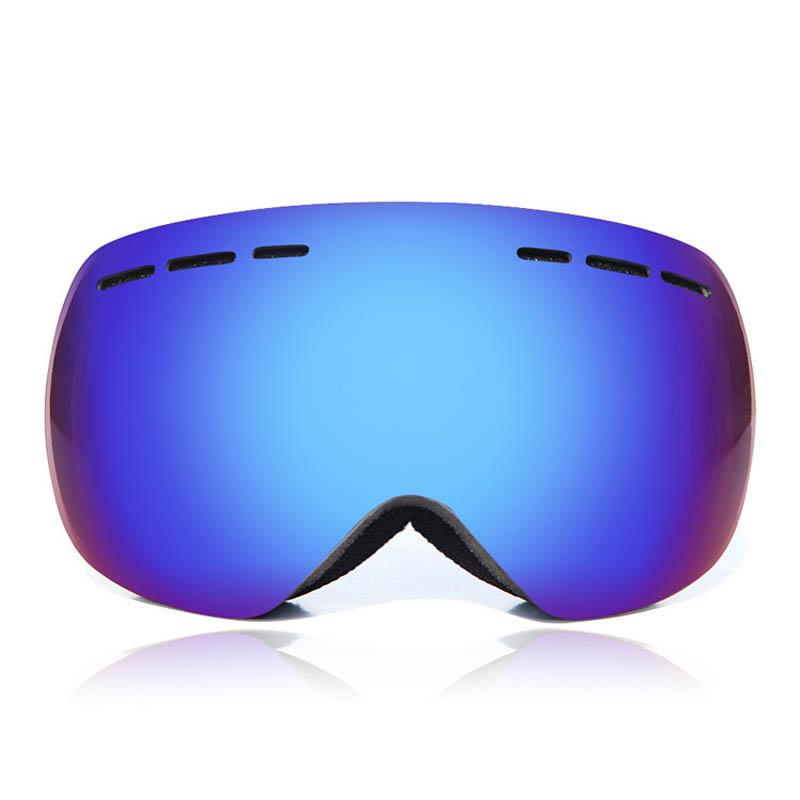 Горнолыжные аксессуары MILE Лыжные противотуманные очки UV401 (Фото 4)