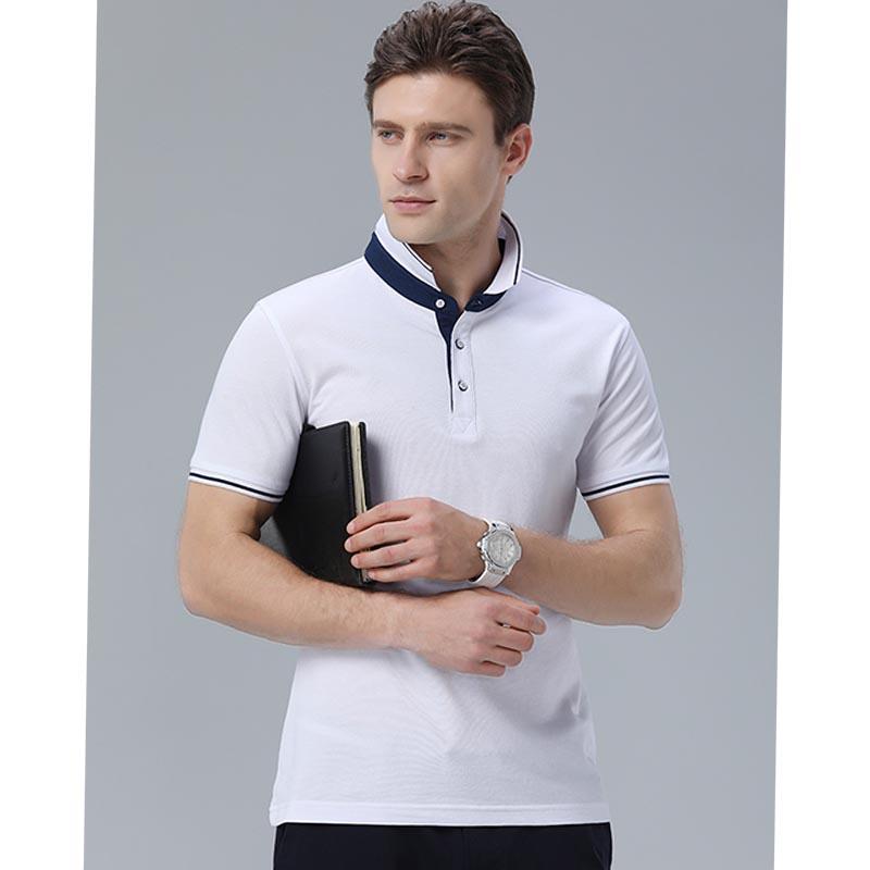 Фритюрница MILE Мужская футболка поло однотонная размер плюс (Фото 1)