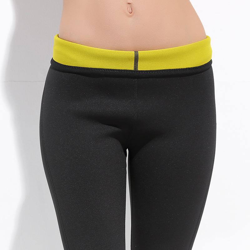 Фритюрница MILE Леггинсы женские для йоги и занятий спортом (материал неопрен) (Фото 4)