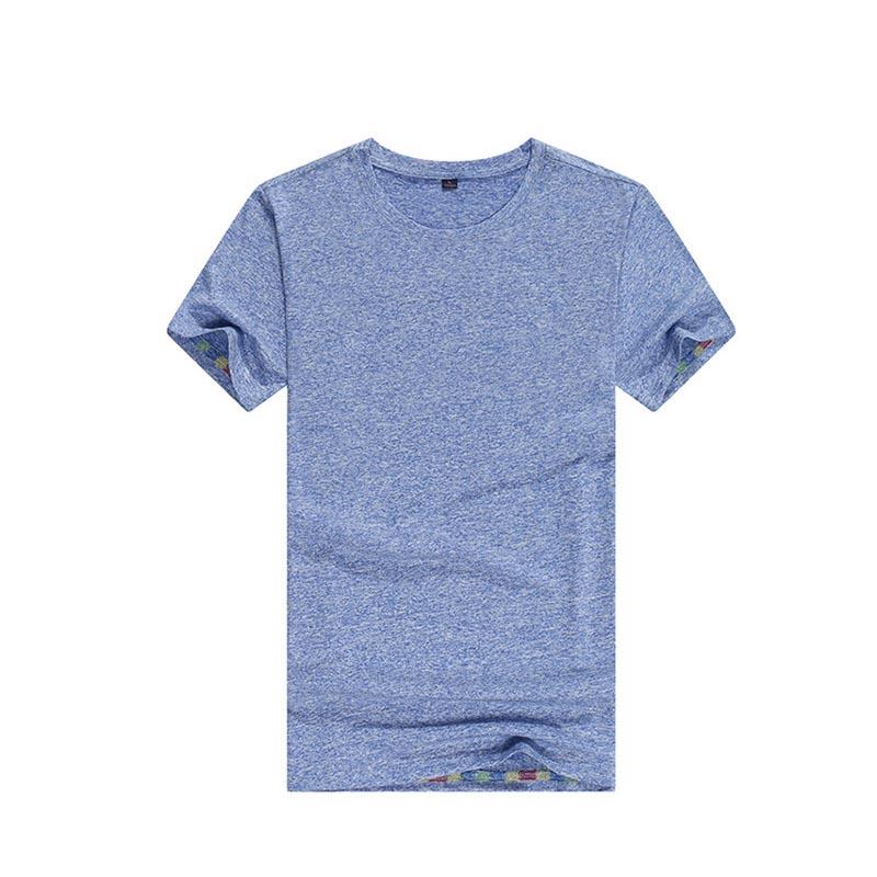 MILE Летняя спортивная футболка для мужчин и женщин