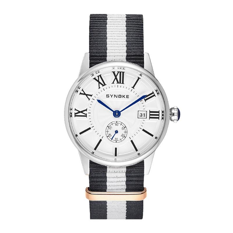 Наручные часы MILE Мужские водонепроницаемые ультратонкие часы (Фото 2)
