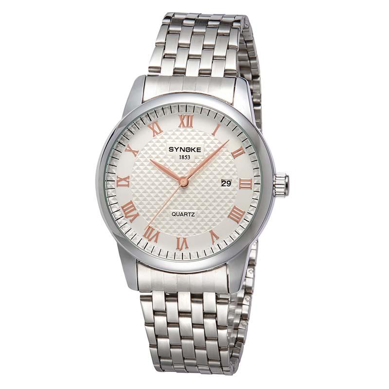 Часы Водонепроницаемые кварцевые мужские часы  (Photo 1)