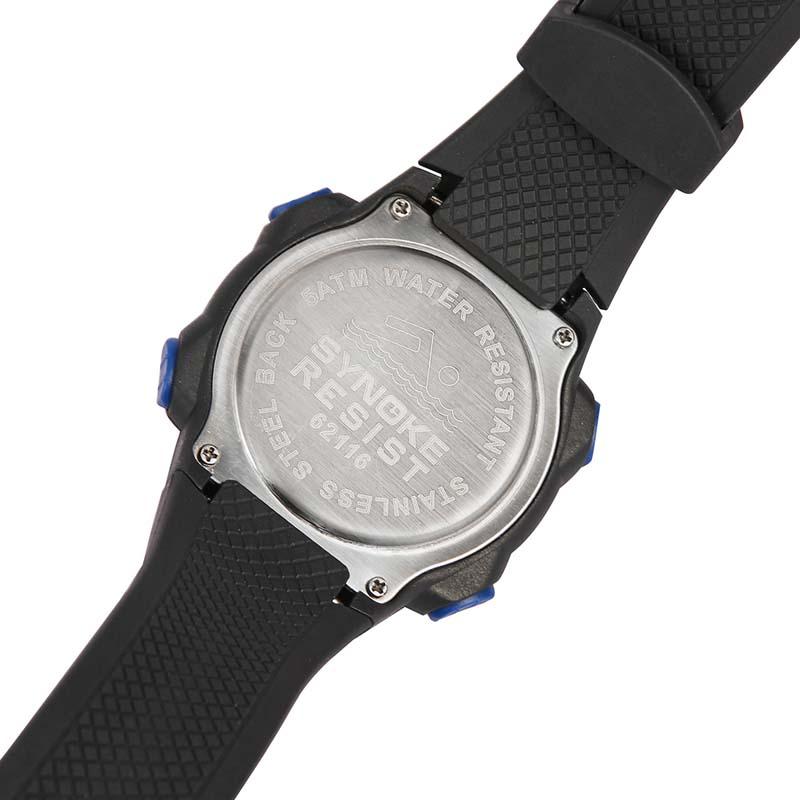 MILE Водонепроницаемые спортивные мужские часы