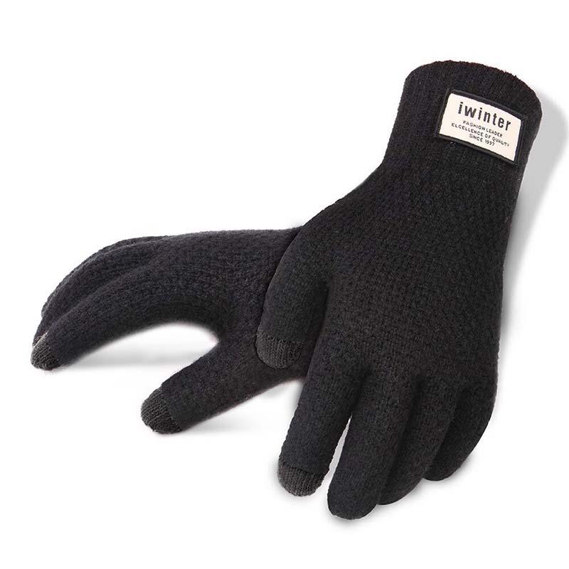 MILE Перчатки из флиса для сенсора