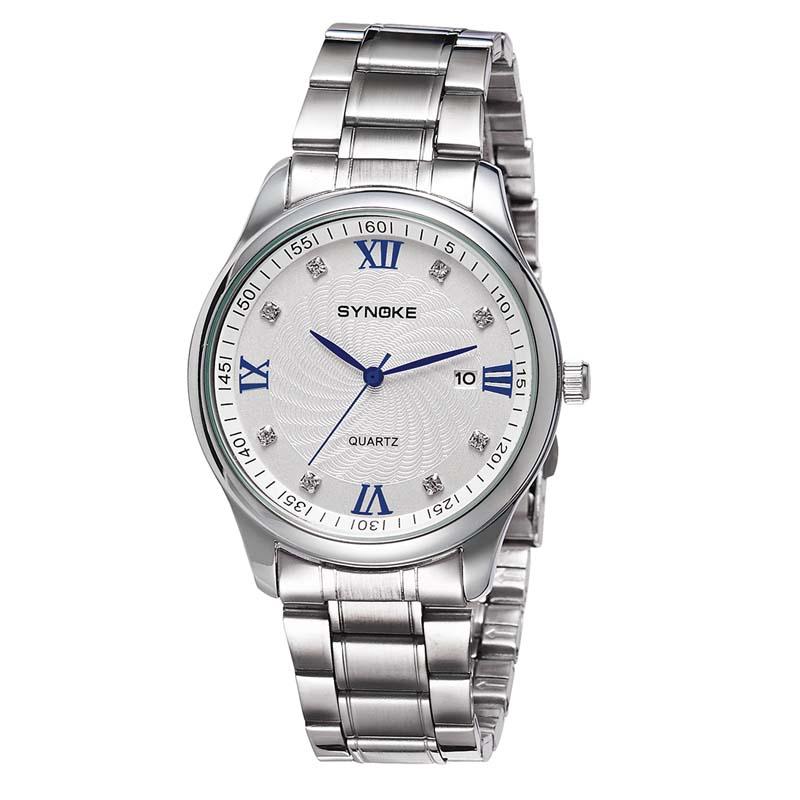 Фритюрница MILE Мужские водонепроницаемые наручные часы (Фото 1)