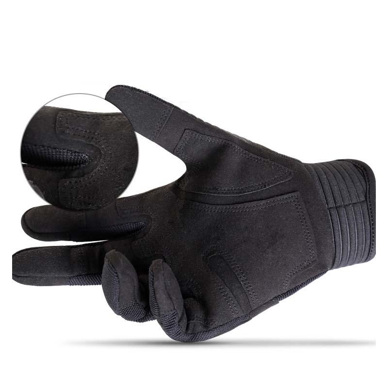 Фритюрница MILE Тактические сенсорные перчатки (Фото 3)
