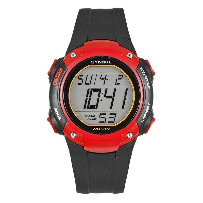 Фритюрница MILE Водонепроницаемые спортивные мужские часы (Фото 2)