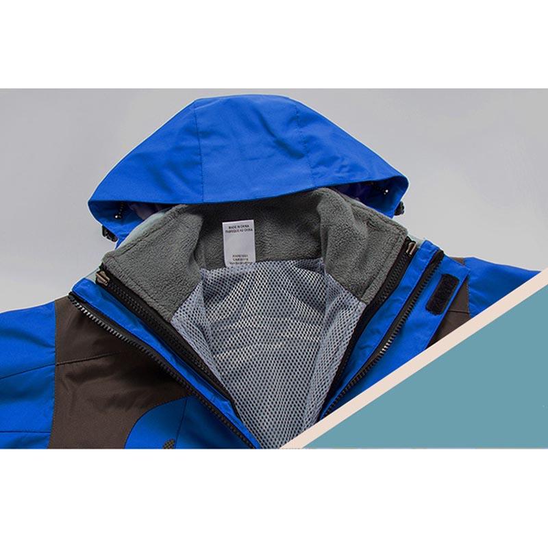 Фритюрница MILE Теплая детская спортивная куртка из флиса (Фото 3)