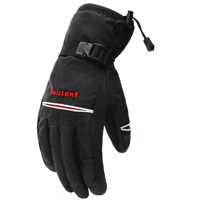 Фритюрница MILE Износостойкие противоскользящие ветрозащитные перчатки (Фото 3)