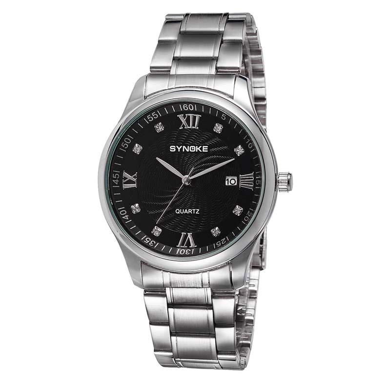 Фритюрница MILE Мужские водонепроницаемые наручные часы (Фото 3)