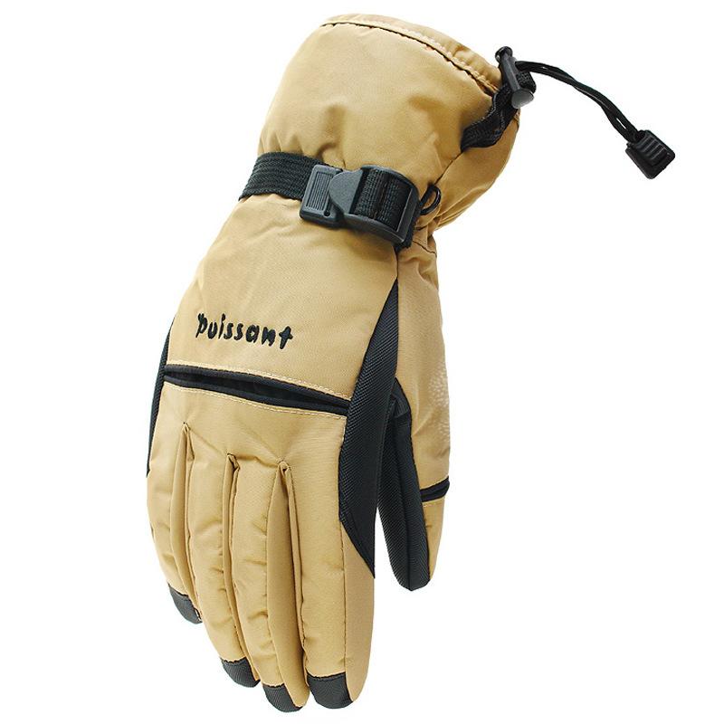 Фритюрница MILE Износостойкие противоскользящие ветрозащитные перчатки (Фото 1)
