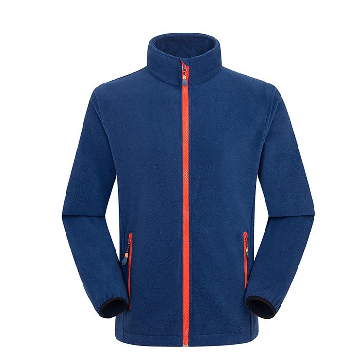 Фритюрница MILE Мужская ветрозащитная куртка из флиса для туризма и спорта (Фото 3)
