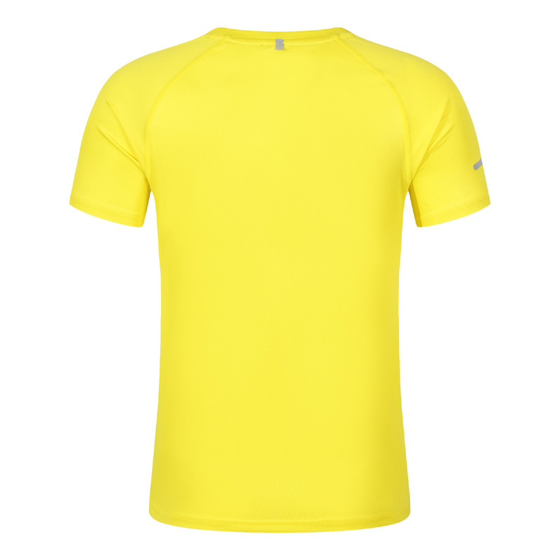 Фритюрница MILE Спортивная дышащая футболка для мужчин и женщин (Фото 5)