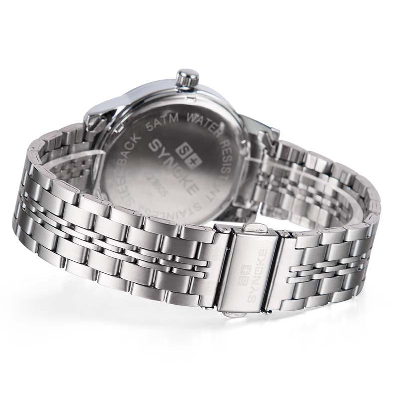 Водонепроницаемые кварцевые мужские часы