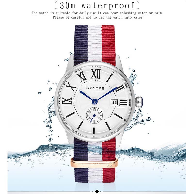 Наручные часы MILE Мужские водонепроницаемые ультратонкие часы (Фото 1)