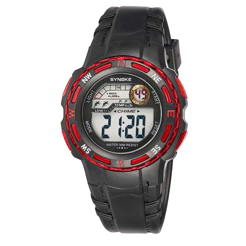Фритюрница MILE Детские водонепроницаемые наручные часы (Фото 1)